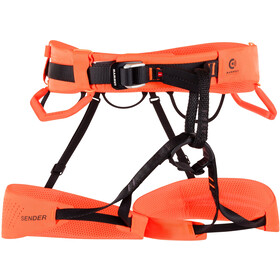 Mammut Sender Klimharnas, safety orange